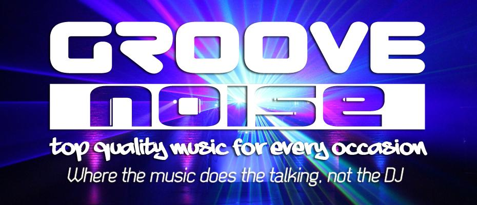 Groove Noise Video Logo
