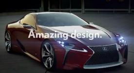 Lexus Ad Preview